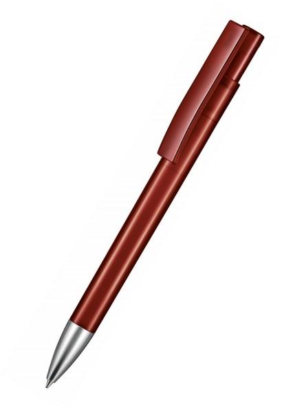 Ritter Pen Kugelschreiber Stratos Transparent 17900 Rubin-Rot 3630