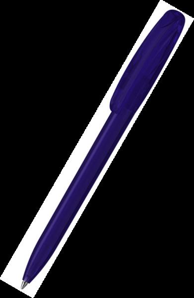 Klio-Eterna Kugelschreiber Boa transparent 41171 Dunkelblau DTR1