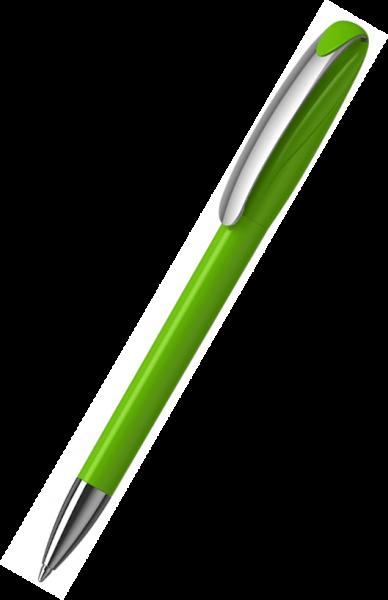Klio-Eterna Kugelschreiber Boa high gloss MMn 41180 Hellgrün TZ