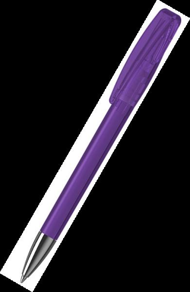 Klio-Eterna Kugelschreiber Cobra transparent Mn 41029 Violett VTR1