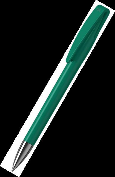 Klio-Eterna Kugelschreiber Cobra high gloss Mn 41028 Mittelgrün Z