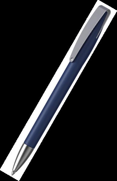 KLIO-ETERNA Kugelschreiber Cobra matt MMs 41044 Dunkelblau D