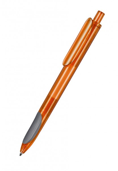 Ritter Pen Kugelschreiber Ellips Transparent 17200 Clementine 3547