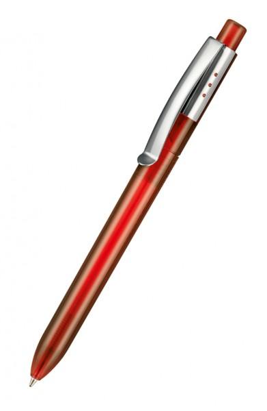 Ritter Pen Kugelschreiber Elegance Transparent 15300 Kirsch-Rot 3634