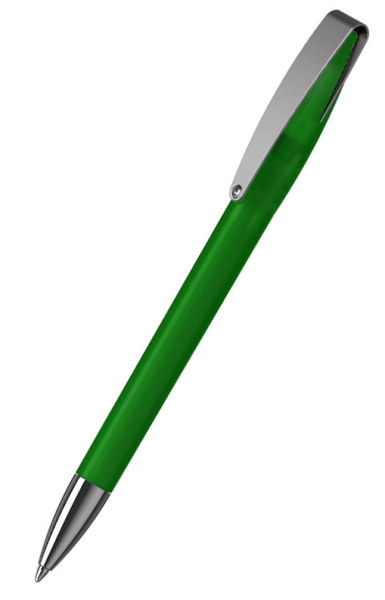 Klio-Eterna Kugelschreiber Cobra softfrost MMn 41050 Grün ITIST