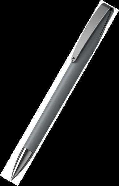 Klio-Eterna Kugelschreiber Cobra softtouch MMn 41049 Grau CST