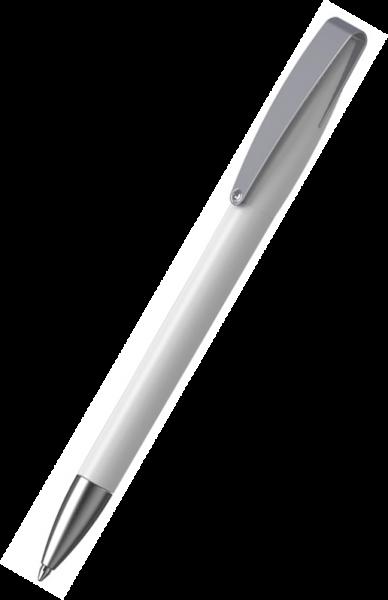 KLIO-ETERNA Kugelschreiber Cobra matt MMs 41044 Weiß M