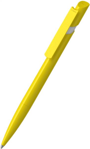 Klio-Eterna Kugelschreiber Cava high gloss 43550 gelb R