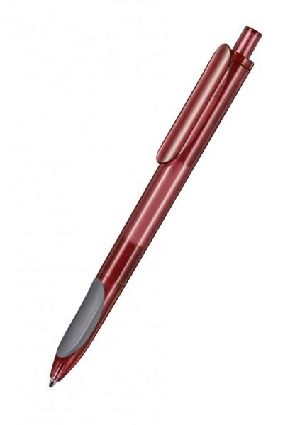 Ritter Pen Kugelschreiber Ellips Transparent 17200 Rubin-Rot 3630