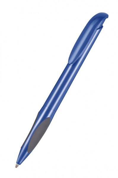 Ritter Pen Kugelschreiber Atmos 08300 Azur-Blau 1300 dunkelgrau 1407