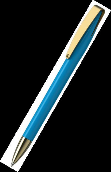 Klio-Eterna Kugelschreiber Cobra high gloss MMg 41038 Türkis TQ