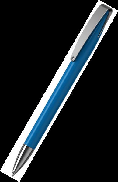Klio-Eterna Kugelschreiber Cobra high gloss MMn 41034 Hellblau F