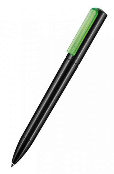 Ritter Pen Kugelschreiber Split NEON 00126 Neon Grün Transparent 4090