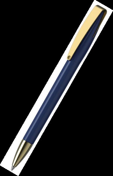 Klio-Eterna Kugelschreiber Cobra high gloss MMg 41038 Dunkelblau D
