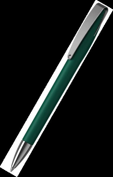 Klio-Eterna Kugelschreiber Cobra softtouch MMn 41049 Dunkelgrün IST