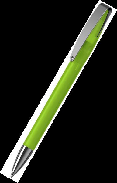 Klio-Eterna Kugelschreiber Cobra softfrost MMn 41050 Hellgrün PTIST