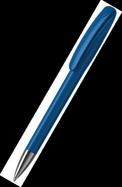 Klio-Eterna Kugelschreiber Boa high gloss Mn 41175 Mittelblau M