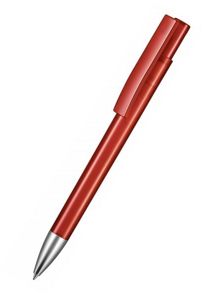 Ritter Pen Kugelschreiber Stratos Transparent 17900 Kirsch-Rot 3634
