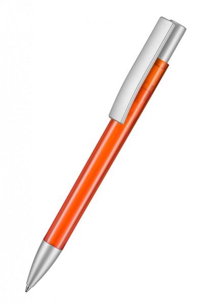Ritter Pen Kugelschreiber Stratos Transparent SI 37901 Clementine 3547