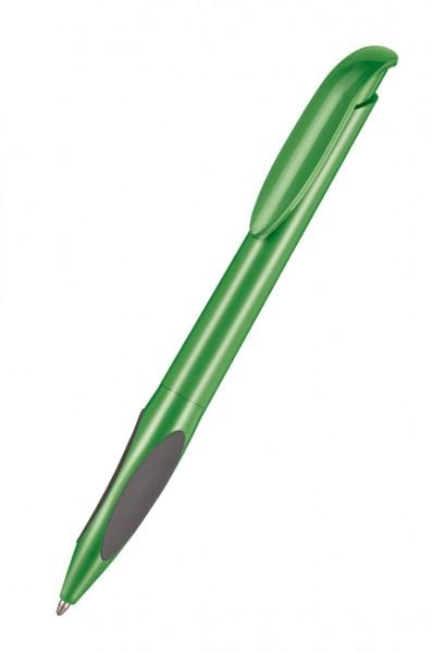 Ritter Pen Kugelschreiber Atmos 08300 Apfel-Grün 4076 dunkelgrau 1407