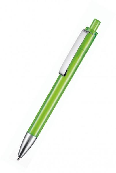 Ritter Pen Kugelschreiber Exos Transparent 17600 Gras-Grün 4070