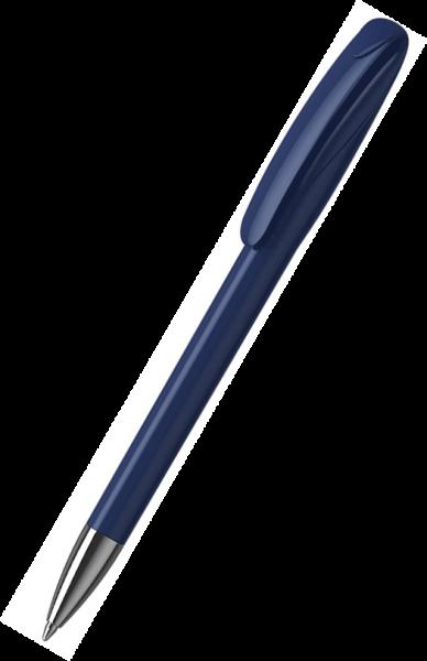 Klio-Eterna Kugelschreiber Boa high gloss Mn 41175 Dunkelblau D