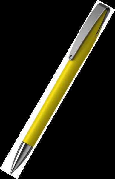 Klio-Eterna Kugelschreiber Cobra softtouch MMn 41049 Gelb RST