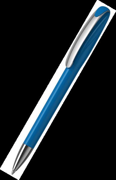 Klio-Eterna Kugelschreiber Boa high gloss MMn 41180 Hellblau F