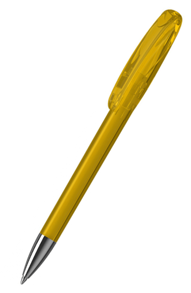 Klio-Eterna Kugelschreiber Boa transparent Mn 41176 Sonnen-Gelb STR