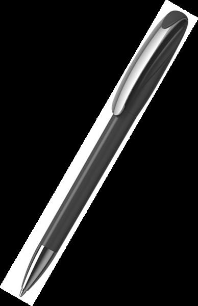 Klio-Eterna Kugelschreiber Boa high gloss MMn 41180 Anthrazit Y