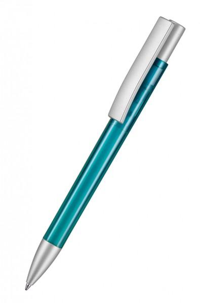 Ritter Pen Kugelschreiber Stratos Transparent SI 37901 Teal 4127