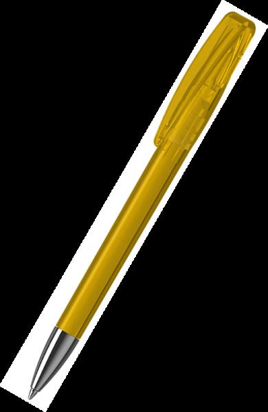 Klio-Eterna Kugelschreiber Cobra transparent Mn 41029 Sonnengelb STR