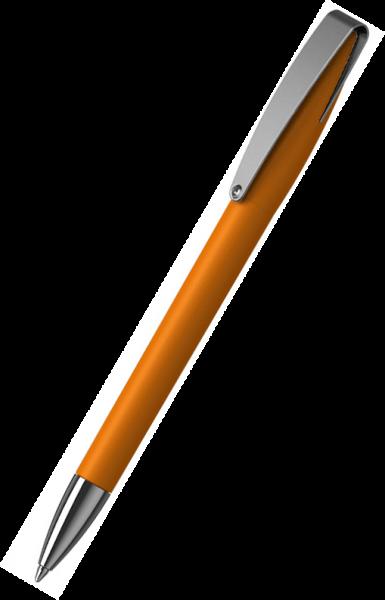 Klio-Eterna Kugelschreiber Cobra softtouch MMn 41049 Hellorange TLST