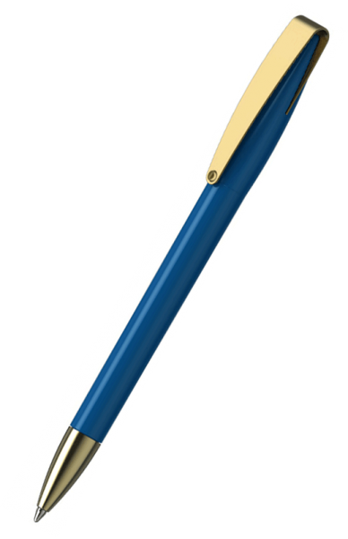 Klio-Eterna Kugelschreiber Cobra high gloss MMg 41038 Mittelblau M