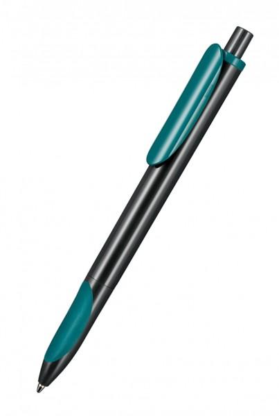 Ritter Pen Kugelschreiber Ellips 07200 Schwarz-Petrol 1500-1101