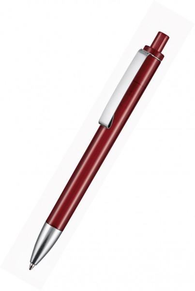 Ritter Pen Kugelschreiber Exos Transparent 17600 Rubin-Rot 3630