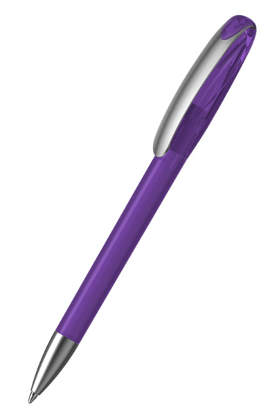 Klio-Eterna Kugelschreiber Boa ice MMs 41182 Violett VTI1