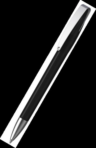 Klio-Eterna Kugelschreiber Cobra ice MMs 41036 Schwarz ATI