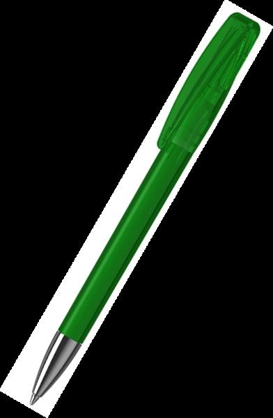 Klio-Eterna Kugelschreiber Cobra transparent Mn 41029 Grün ITR