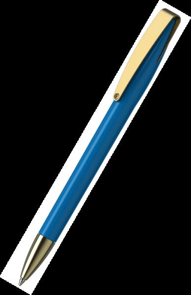 Klio-Eterna Kugelschreiber Cobra high gloss MMg 41038 Hellblau F