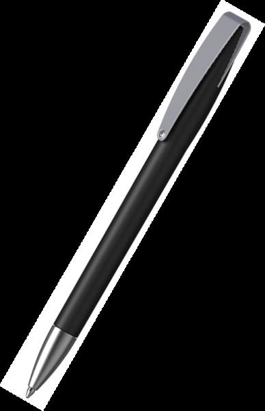 KLIO-ETERNA Kugelschreiber Cobra matt MMs 41044 Schwarz A