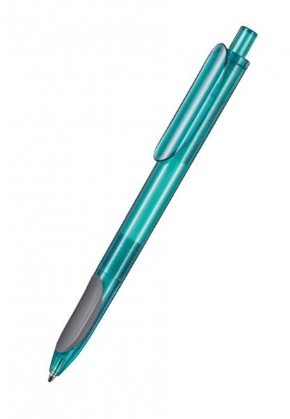 Ritter Pen Kugelschreiber Ellips Transparent 17200 Türkis 4127
