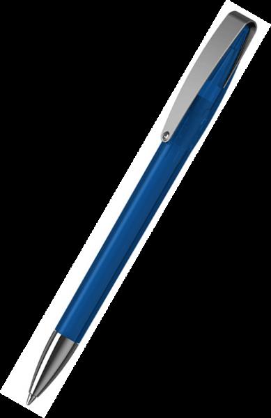 Klio-Eterna Kugelschreiber Cobra transparent MMn 41035 Blau MTR