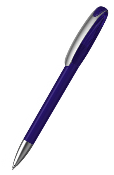 Klio-Eterna Kugelschreiber Boa ice MMs 41182 Dunkelblau DTI1