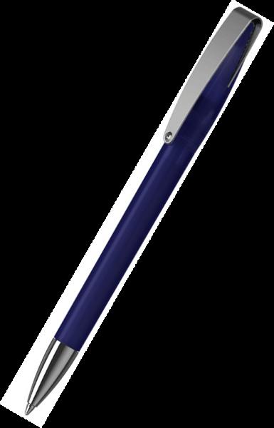 Klio-Eterna Kugelschreiber Cobra softfrost MMn 41050-Dunkelblau DTIST