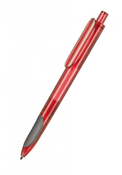 Ritter Pen Kugelschreiber Ellips Transparent 17200 Feruer-Rot 3609