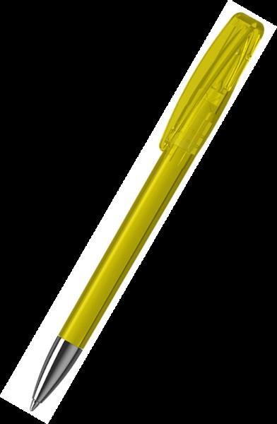 Klio-Eterna Kugelschreiber Cobra transparent Mn 41029 Gelb RTR