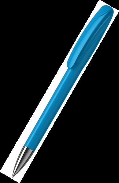Klio-Eterna Kugelschreiber Boa high gloss Mn 41175 Cyan TQ