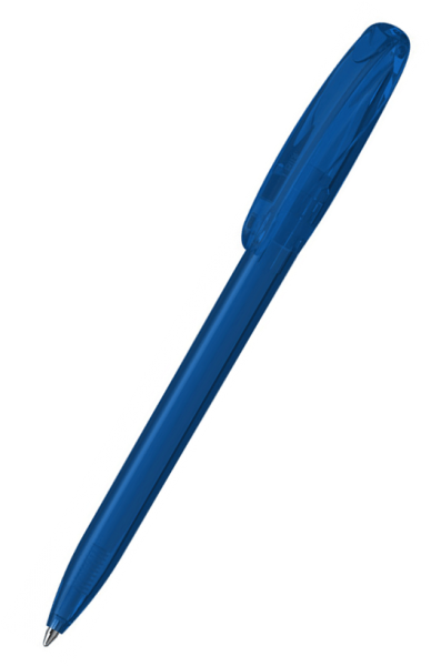Klio-Eterna Kugelschreiber Boa transparent 41171 Blau MTR