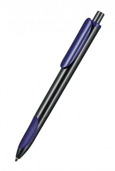 Ritter Pen Kugelschreiber Ellips 07200 Schwarz-Azure-Blue 1500-1302